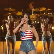 Katy Perry California Gurls Live Sexy American Girl Outfit HD Video