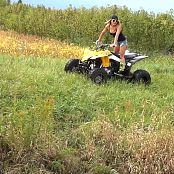 Madden Riding The ATV HD Video
