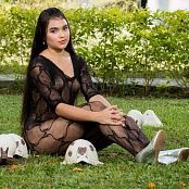 Sofia Sweety Black Sheer NSS Picture Set 020