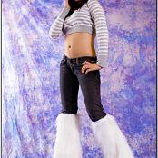 TeenModelingTV Mariah Crop Sweater 0852