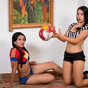 Veronica Perez and Natalia Marin Group 009 TCG Set 009 2504