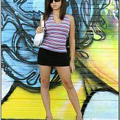 TeenModelingTV Mariah Graffiti 1164