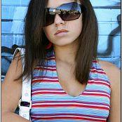TeenModelingTV Mariah Graffiti 1168