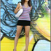 TeenModelingTV Mariah Graffiti 1188