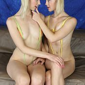 Teenikini Anastasia Knight and Chloe Cherry Set 061 152