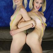 Teenikini Anastasia Knight and Chloe Cherry Set 061 210