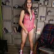 MarvelCharm Katrin Pink Spell 068