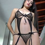 Sofia Sweety Black T-Back Lingerie NSS 4K UHD & HD Video 027