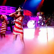 Katy Perry California Gurls Live BBC HD 2010 Red Polka Latex HD Video
