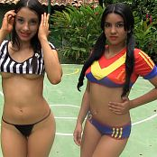 Natalia Marin & Veronica Perez Group 8 TCG HD Video 008