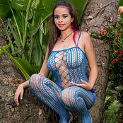 Jasmin Blue Bodysuit JTM Picture Set 030