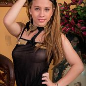 Mary Mendez Sheer Black TM4B Picture Set 004