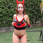 Mellany Mazo Devil Costume TBS 4K UHD Video 031 131018 mp4