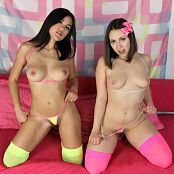 Teenikini Kendra Spade & Jenna Satvia Tutus Picture Set & HD Video 062