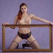 MarvelCharm Gabriella Mirror Frame 2 Picture Set