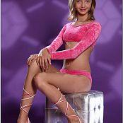 TeenModeling TV Alizee Pink Velvet Pics 1183