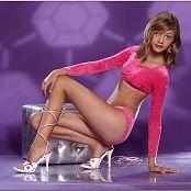 TeenModeling TV Alizee Pink Velvet Pics 1213