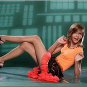 TeenModelingTV Alizee Poodie Skirt Picture Set