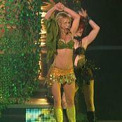 Britney Spears Slave Live In Las Vegas 071018 vob