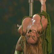 Britney Spears Slave For You Live Las Vegas 2003 DVDR Video