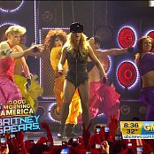 Britney Spears Medley Good Morning America 071018 vob