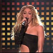 Shakira She Wolf Live ALMA Awards 2009 Video