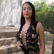 Azly Model Black Dress AZM 4K UHD Video 007 091118 mp4