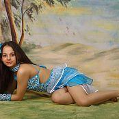 Silver Stars Sabina Dance Costume Set 3 0206