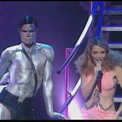 Kylie Minogue Fever Medley Royal Variety 2002 071018 wmv