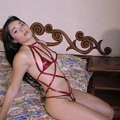 Sofia Sweety Red Ribbed Lingerie NSS 4K UHD Video 038 111118 mp4