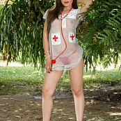 Angie Narango Nurse Outfit TCG Set 003 008