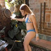 Azly Model Blue Lingerie AZM HD Video 003 171118 mp4