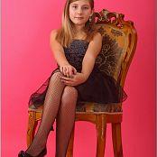TeenModelingTV Alissa Black Tulle 061