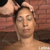 LatinaAbuse Latina Gets Brutally Throat Fucked HD Video
