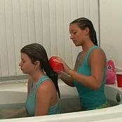 Halee Model and Christina Model Duo Video 071018 mp4