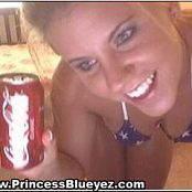 Princessblueyez 07/04/2006 Camshow Video