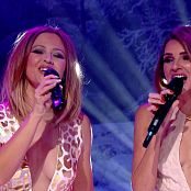 Girls Aloud Beautiful Cause You Love Me Live TOTP 2012 HD Video