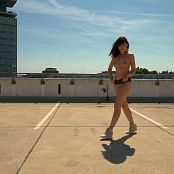 Jeny Smith Burning Roof HD Video