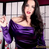 Goddess Alexandra Snow Thanksgiving Assignment 1 HD Video