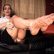 Goddess Alexandra Snow Manipulative Therapist HD Video