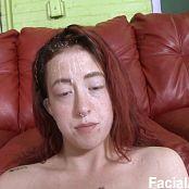 FacialAbuse Random Whore Throat Fuck & Abuse HD Video
