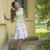 TeenModelingTV Arina Greenlight Picture Set