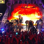 Britney Spears Till The World Ends Hold It Against Me Live Jimmy Kimmel 071018 vob
