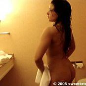 Sweet Krissy Drying Off Zipset 7 Video 231218 mpg