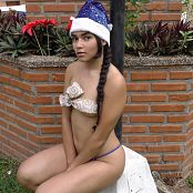Sofia Sweety Christmas Lingerie NSS 4K UHD & HD Video 052