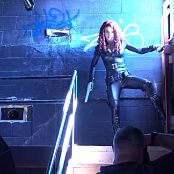 Amouranth Patreon Exclusive BTS Black Widow Photoshoot HD Video