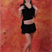 TeenModelingTV Alice Black Skirt 008