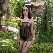 Azly Model Black Bodysuit and Glasses AZM 4K UHD Video 020 311218 mp4