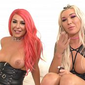 Chanel Santini & Aubrey Kate Transexual Superstar Scene 1 HD Video