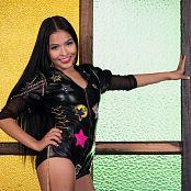 Susana Medina Black One Piece TM4B Set 009 008